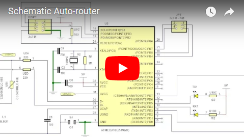 Schematic Auto-router