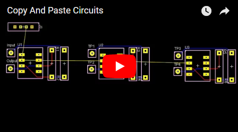Copy And Paste Circuits