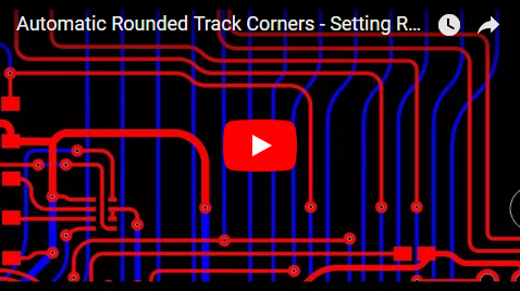 Automatic Rounded Track Corners  - Setting Radius