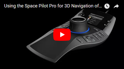 Using the Space Pilot Pro for 3D Navigation of your PCB