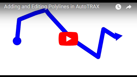 Adding and Editing Polylines