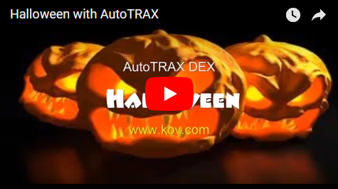 Halloween with DEX-PCB