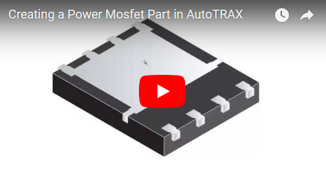 Creating a Power Mosfet Part in DEX-PCB